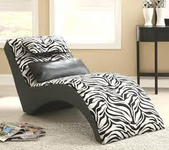 recliner furniture splendid room design with abstract zebra print fabric rug near white modern chair cover
