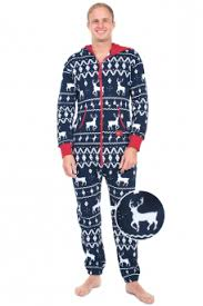 Adult Christmas Onesies | Tipsy Elves
