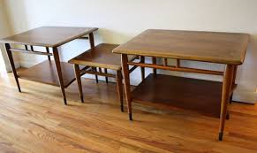 lane acclaim side tables 1 mid century end table16