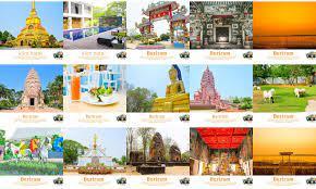 9 เส้นทางเสริมความมงคล ที่ บุรีรัมย์ Buriram