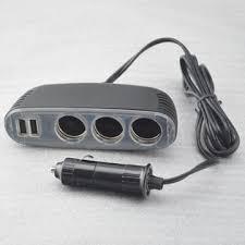 12v car cigarette lighter socket 2 2 cup holder power outlet and 12v car cigarette lighter socket 2 2 cup holder power outlet and two usb
