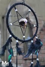 Dream Catchers Satanic Animalfriendly Inverted Pentagram Owl Skull Dreamcatcher by 1