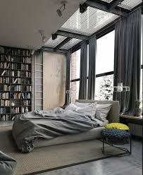 Men Bedroom Bachelor Pad Design Inspiration