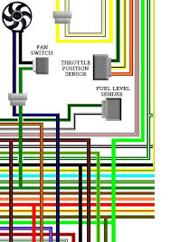 honda xl650v 2000 02 uk spec colour electrical wiring diagram honda xl650v 2000 02 uk spec colour wiring diagram