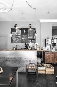 Kitchen: Industrial Kitchen Decor Style - Industrial Kitchen Style