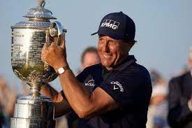 Phil Mickelson says he won't return to ...