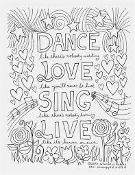 Coloring Pages For Adults Quotes Best Of Free Printable