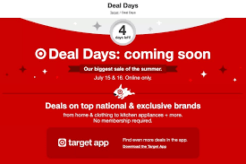 Target Deal Days preview: What to expect and a roundup of early ...