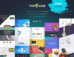 Page Design Templates 35 Best Landing Page Wordpress Themes 2019 Athemes