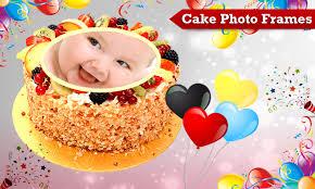 Cake Photo Frames Birthday Cake Frames Wishes Cake Photo Frames