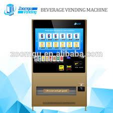 Code For Vending Machine Interesting New Type Lcd Advertising Screen Qr Code Vending Machine Buy Mini