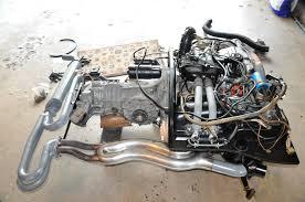 porsche engine removal milioncars project porsche 914 engine attached image s