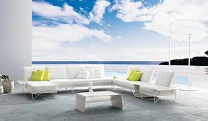 outdoor white furniture. White Outdoor Furniture As The Artistic Ideas Inspiration Room To Renovation You 20