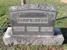 Lila Riggs Comer (1894-Unknown) - Find A Grave Memorial