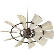 quorum ceiling fans. Quorum 52 Windmill Ceiling Fan - Oiled Bronze Coastal Lighting Fans 2