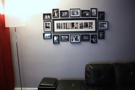 diy wall ideas for living room decorations inside decorating