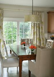 curtain rods for sliding glass doors dining room traditional with acid green asid asid image by j stephens interiors