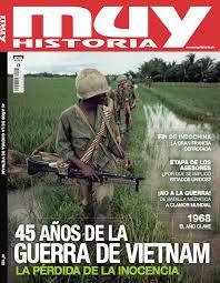 45 años de la Guerra de Vietnam, en la nueva Muy Historia