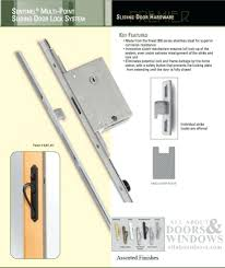 modern door lock hardware. Stainless Sliding Door Hardware Lock 3 Hooks Mm Steel Modern E