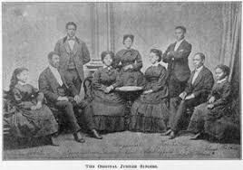 fisk jubilee singers rise shine. the fisk jubilee singersu2013how kickstarter worked in 1870u0027s singers rise shine