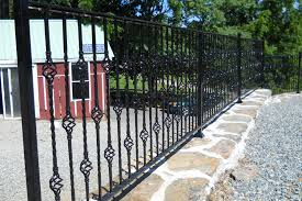 Custom Wrought Iron Fencing Blanks Welding Lancaster PA
