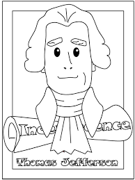 Small Picture Presidents Day Coloring Pages and Pintables for Kids family
