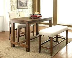 counter height tables table lush kitchen sets dining stools pub with storage tab