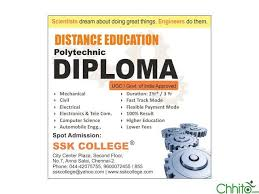 diploma in mechanical engineering distance education chennai  diploma in mechanical engineering distance education