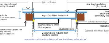 Andersen Fixed Window Size Chart Skylight Window Sizes Velux Roof Size Guide Measurements