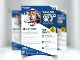 Flyer Templates With Tear Off Tabs Business Leaflet Template Best Free Flyer Templates A Author
