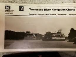 Tennessee River Navigation Charts Details About Tennessee River Navigation Charts Paducah Ky To Knoxville Tn 1994 Softcover