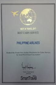 Philippine Airlines Mileage Chart