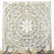 hand carved wooden wall art wood carvings decor best of whitewash d