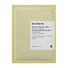 Тканевая <b>маска</b> Mizon <b>Enjoy</b> Vital-Up Time Soothing Mask – купить ...