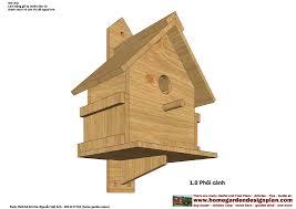 Wooden Birdhouse Plans Free Download PDF Plansbirdhouse plans