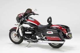 corbin motorcycle seats accessories triumph rocket iii touring