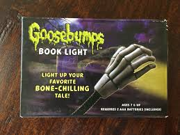 Barnes And Noble Book Light New Sealed Rare Goosebumps Skeleton Hand Book Light Barnes Noble Exclusive