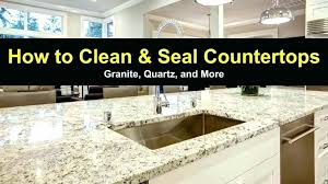 what is the best way to clean quartz countertops clean quartz clean quartz