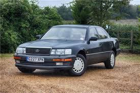 Lexus LS400 1990 - Car Review | Honest John