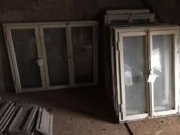 Alte Fenster Teilweise Mit Sprossen In 55294 Bodenheim Für 100
