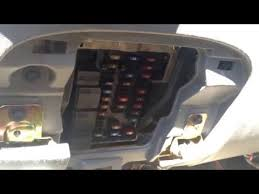 02 expedition fuse box diagram ford expedition 1996 2002 fuse box location