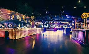 Light Nightclub Table Prices Vip Table Booking At Bling Bling Barcelona