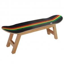 skateboard stool nollie flip rasta