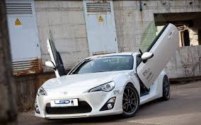 Lambo Doors Grace Toyobaru, Racing Class Formed For Euro-Market ...