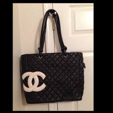 chanel inspired bags. chanel inspired quilted tote bag bags t