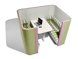office pods. Identity StudioBooth Acoustic Office Pods 1