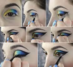 egyptian makeup tutorial step 3