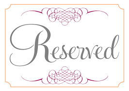 reserved sign templates reserved sign template ready photoshots including signs templates
