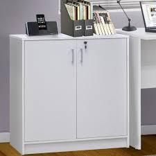 Interesting White Storage Cabinet 2 Door Cabinets