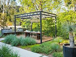 outdoor dining garden dining di zock design los angeles ca